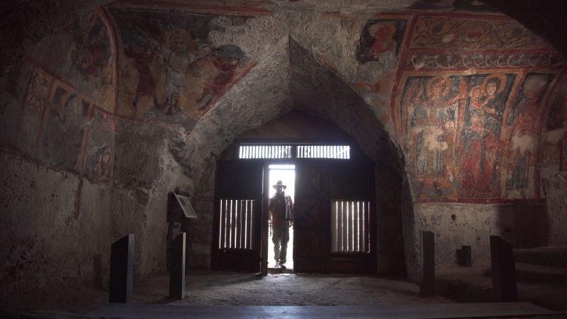 Oriente Cripta S. Margherita