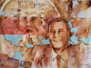 """Luigi Salvatori - Alberto Sordi """"La Bocca Della Verità"""""""