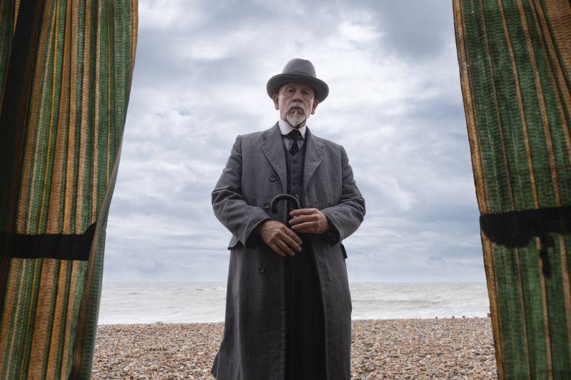 Agatha Christie - La Serie Infernale (John Malkovich è Hercule Poirot)