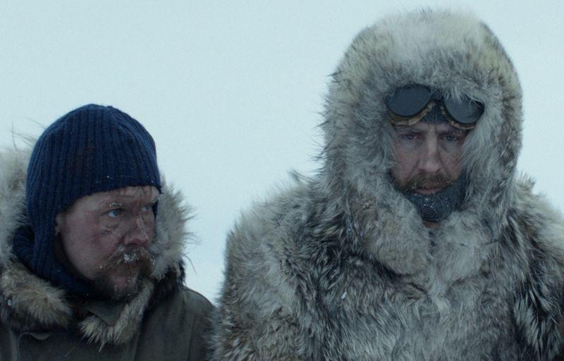 """Amundsen"" (Credit Motion Blur SF Studios)"