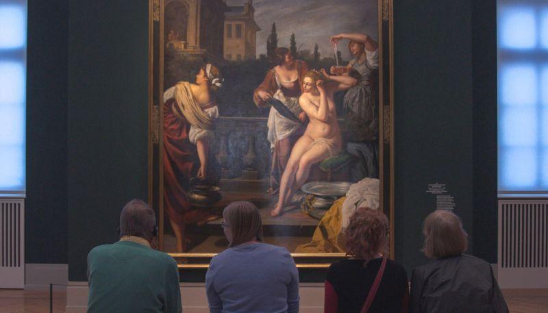 2952393 Die Renaissance der Malerinnen