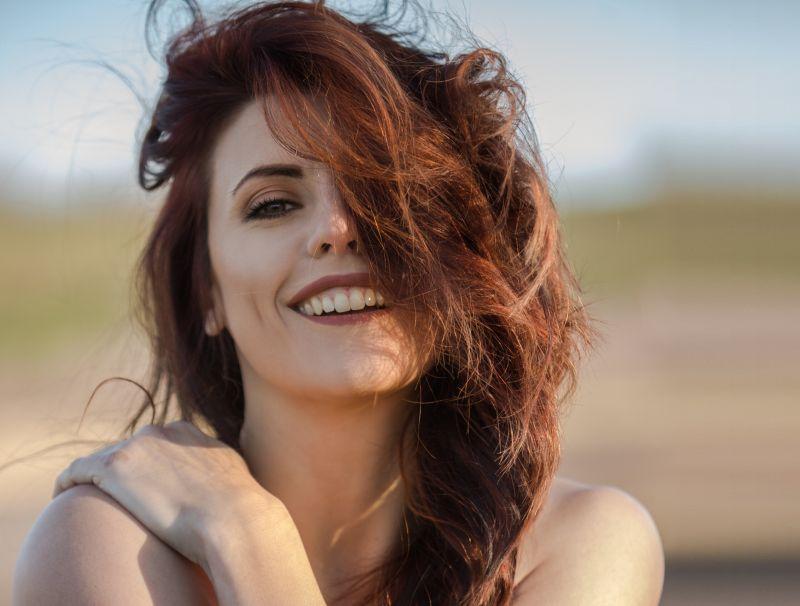 Jennifer Mischiati ritratta da Mario Parruccini