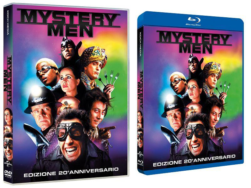Mystery Men HV