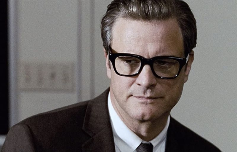 "Colin Firth in ""A Single Man"""
