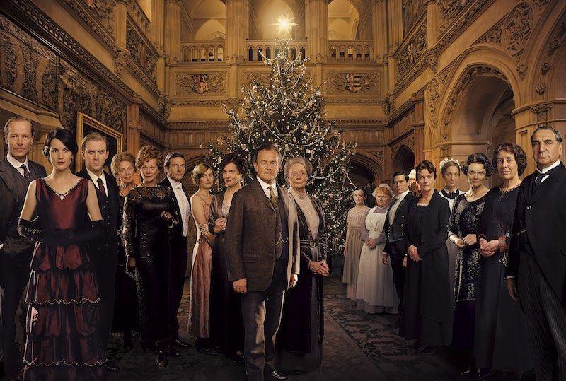 Downton Abbey Ricettario di Natale 1