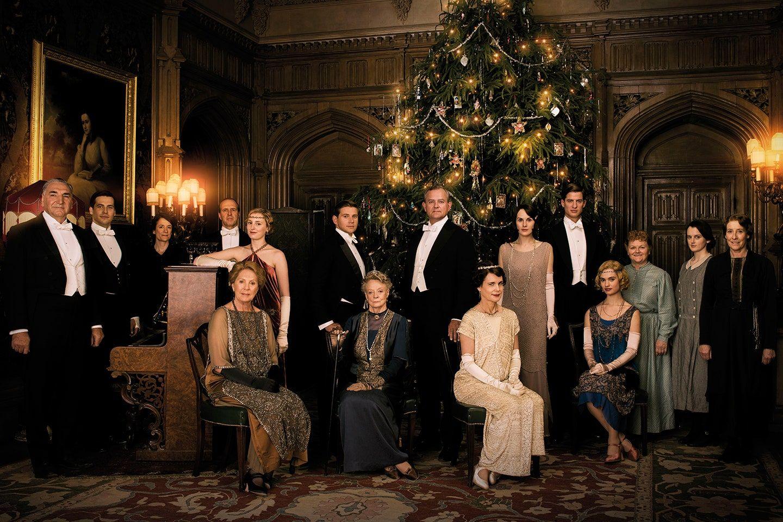 Downton Abbey Ricettario di Natale