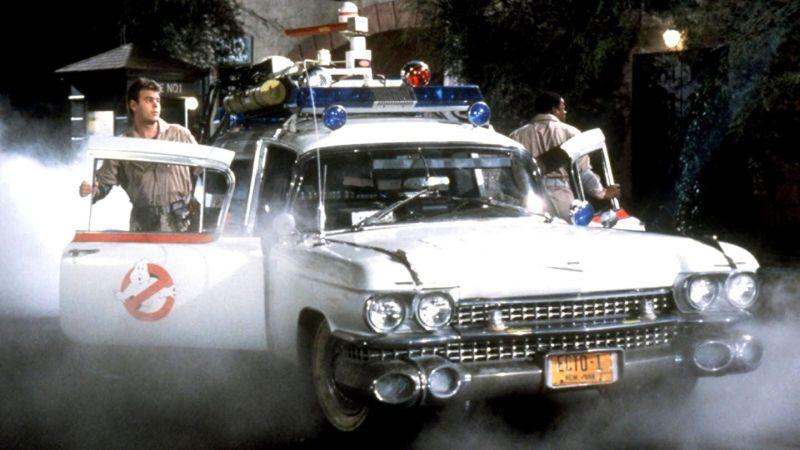 "La Ecto 1 in ""Ghostbusters"""