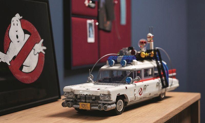 La nuova Ecto-1 Afterlife della LEGO