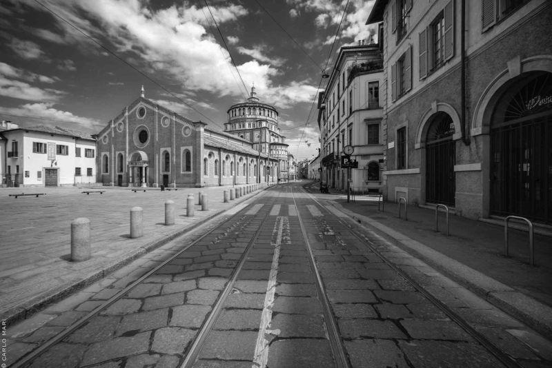 Corso Magenta e S. Maria delle Grazie