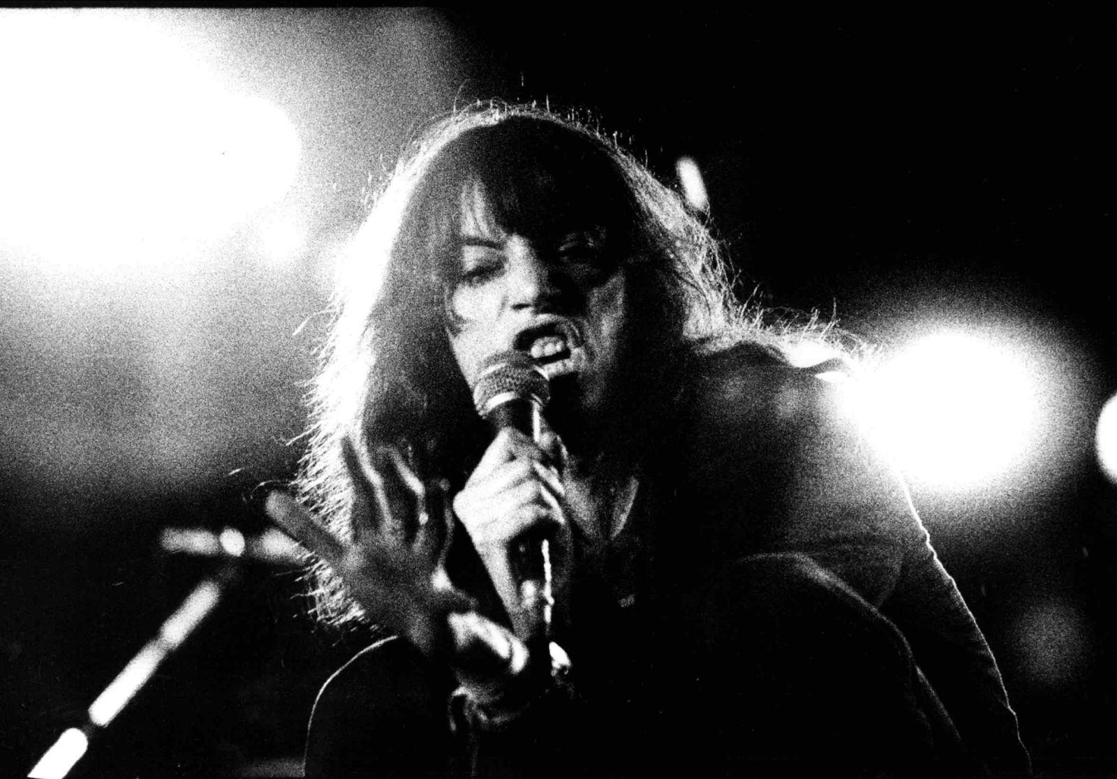 Patti in Florence - 1979 ® Bambi Rovai