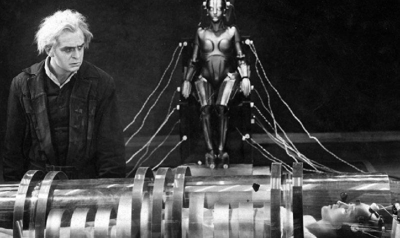 Fritz Lang Metropolis 1