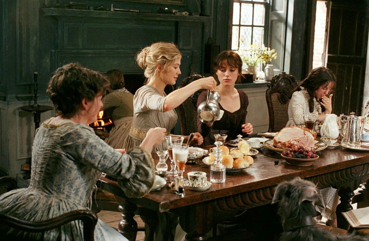 Un Te Con Mr Darcy 0 Il rito del tè inglese, dall'epoca Regency al cinema