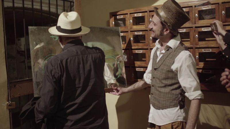 Still da film documentario VIADELLAFUCINA16. Courtesy Viadellafucina16