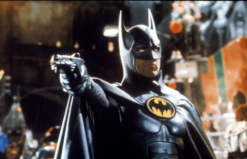 "Michael Keaton è ""Batman"""
