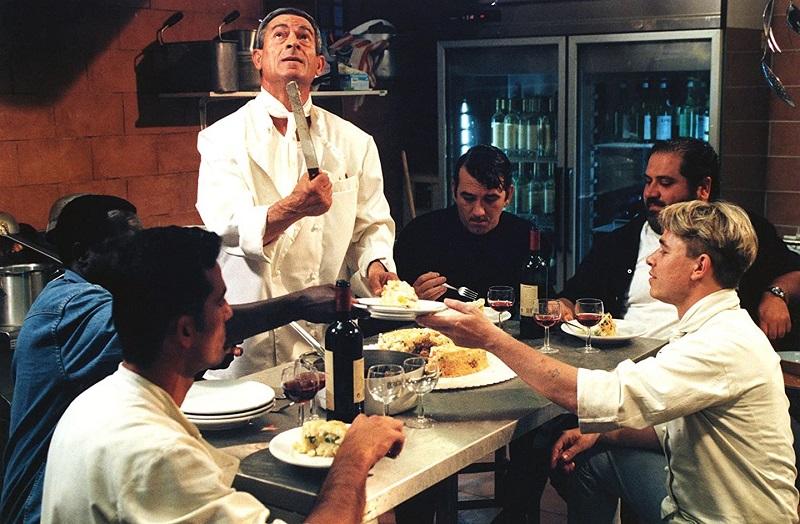 """""""La Cena"""" di Ettore Scola"""