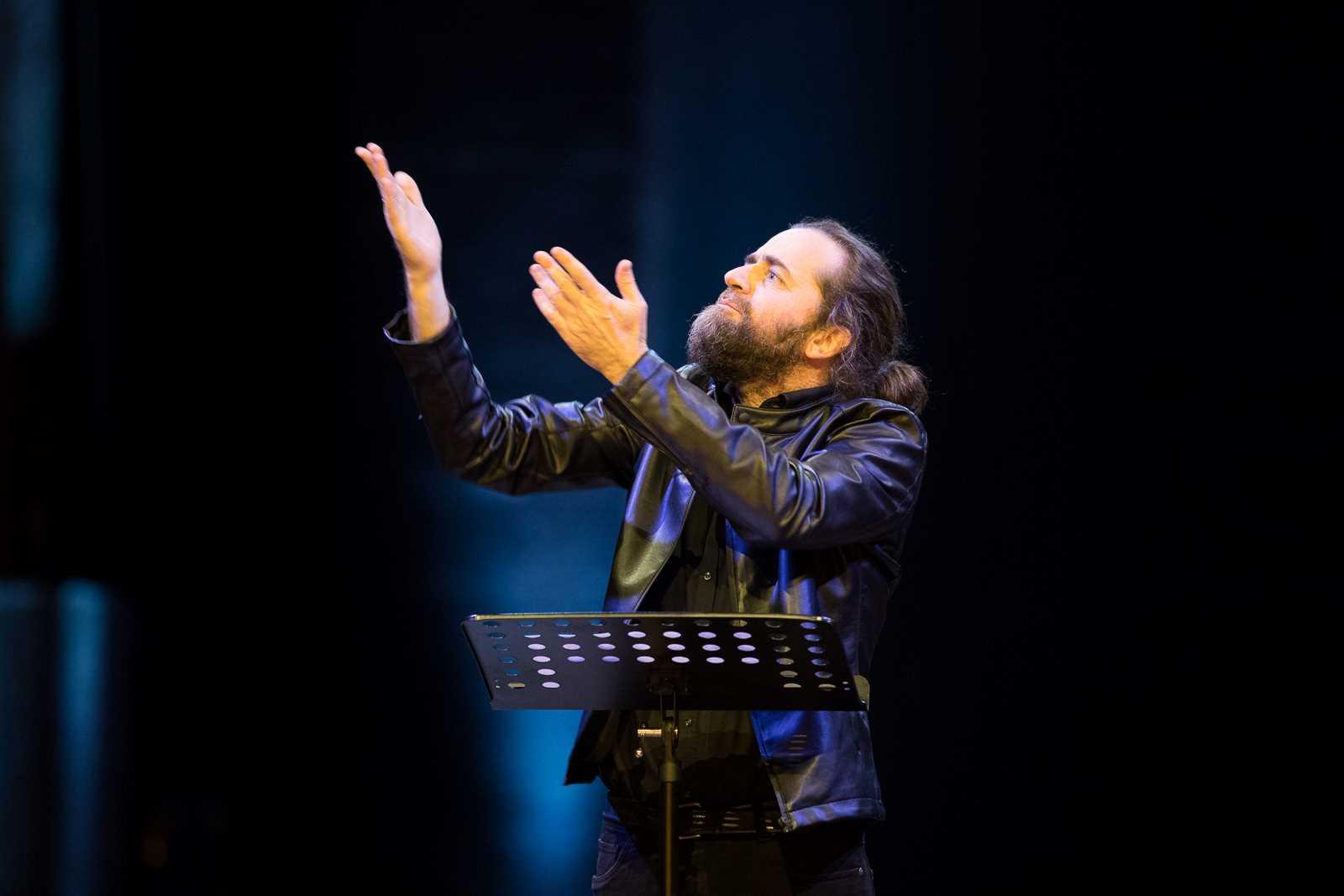 Claudio Morici (Foto di Claudia Pajewski)