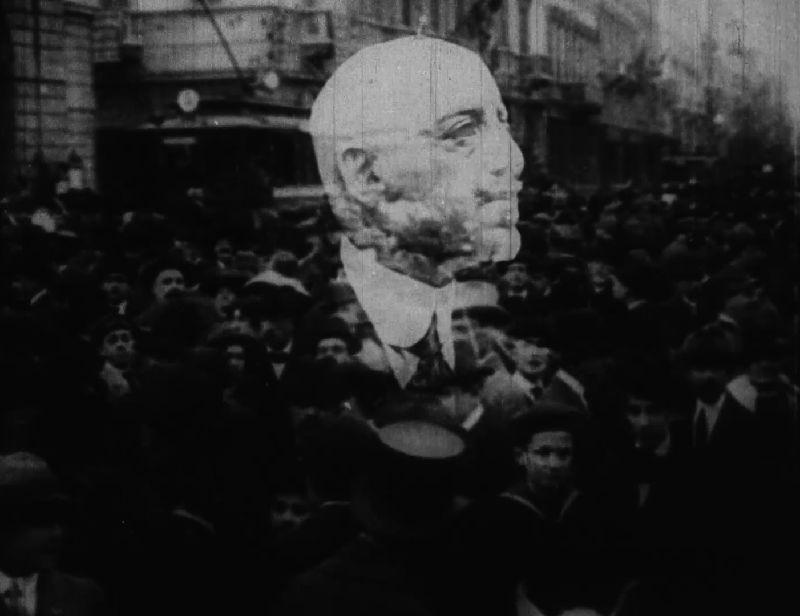 """Gabriele D'Annunzio: Fiume"""