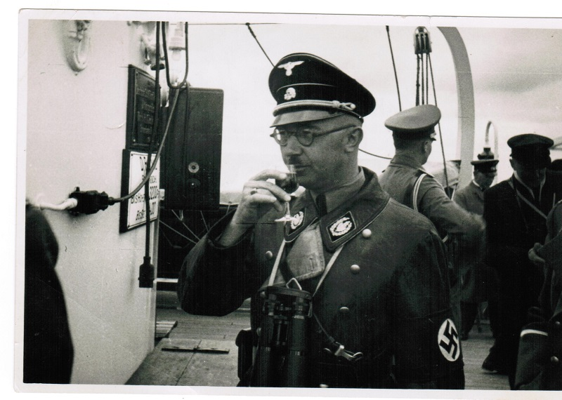 """""""L'Uomo Per Bene - Le Lettere Segrete Di Heinrich Himmler"""""""