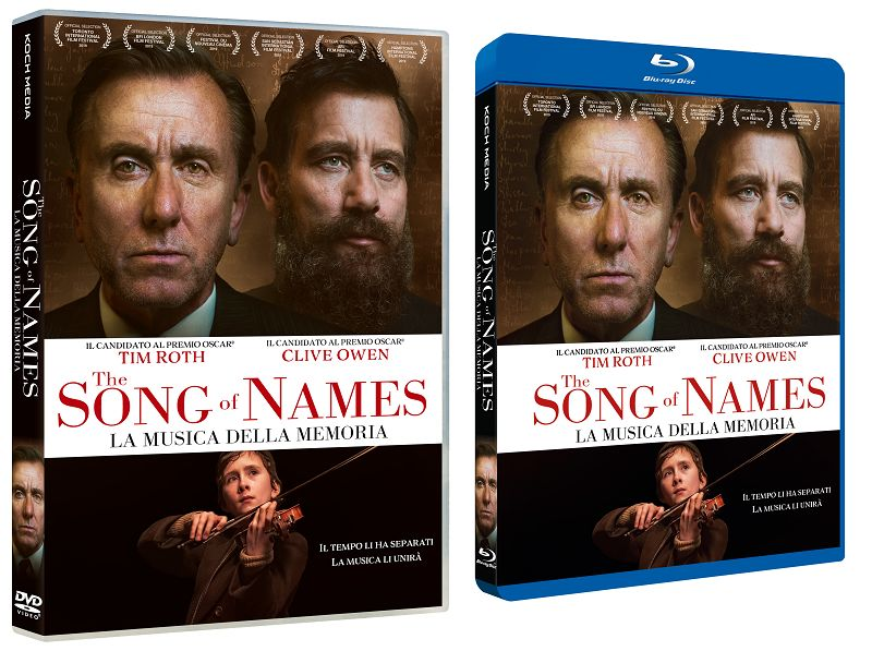 The Song Of Names 2