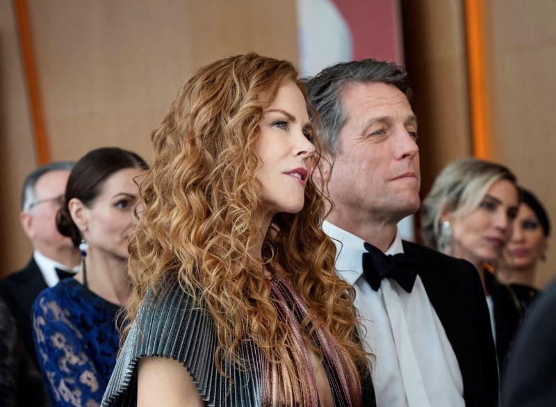 Nicole Kidman e Hugh Grant