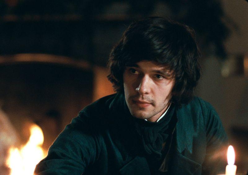 Ben Whishaw è John Keats