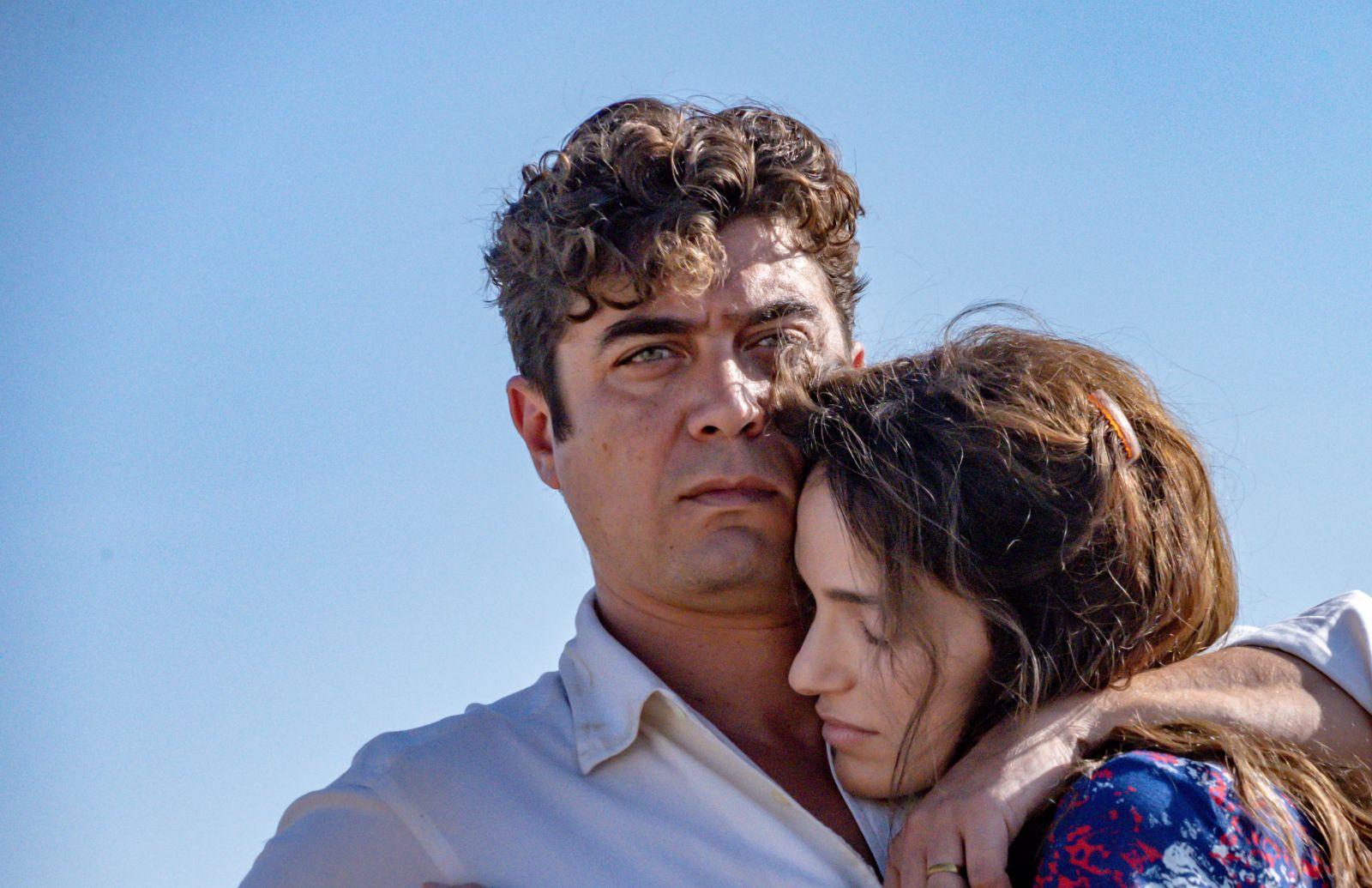 Riccardo Scamarcio e Gaia Bermani Amaral
