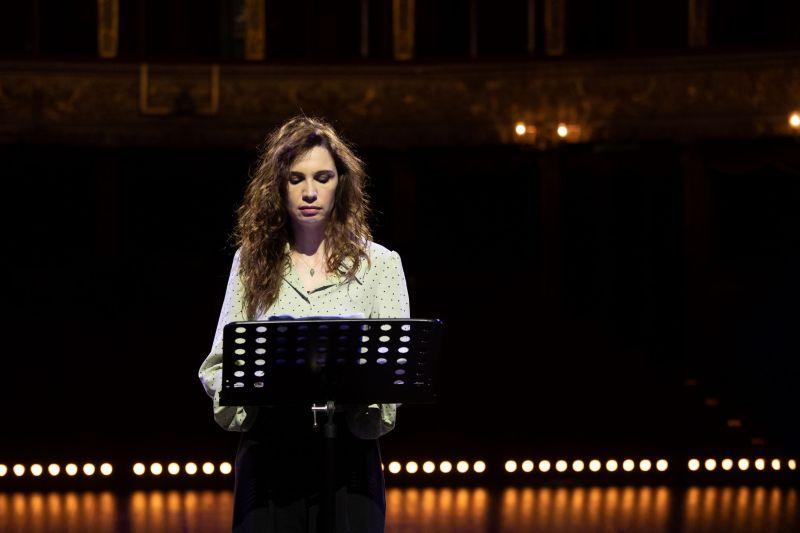 Emanuela Fanelli (foto di Paolo Modugno)