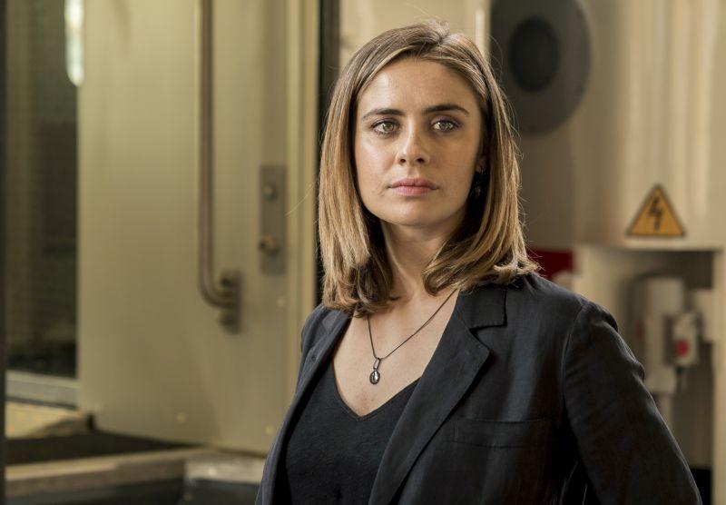 Greta Scarano (foto di Duccio Giordano)