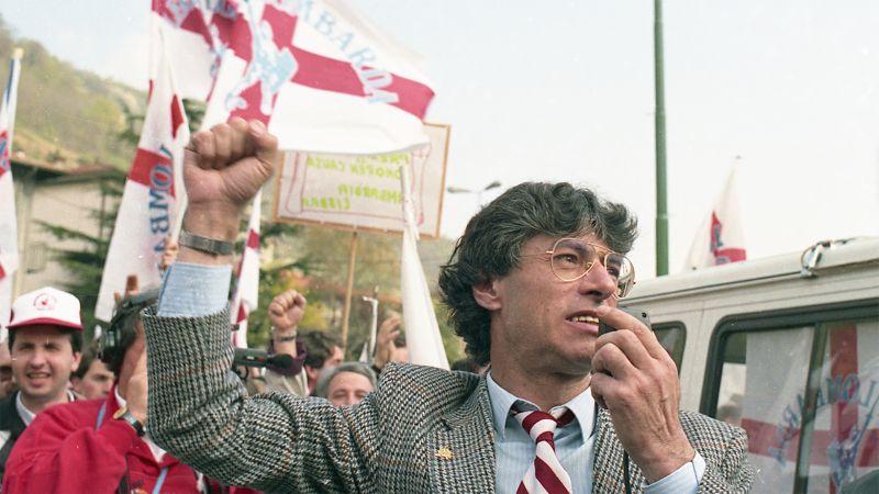 """Umberto B. – Il Senatur"" di Francesco Amato"