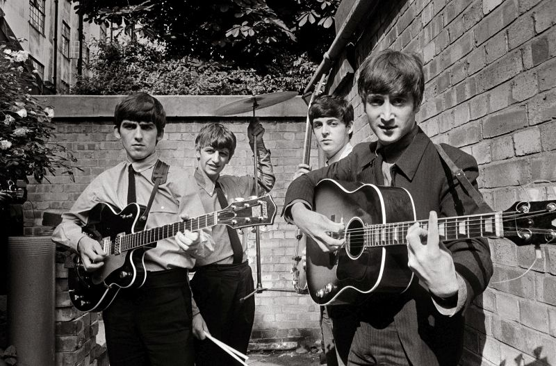 The Beatles (Photo Credit: Terry O'Neill)