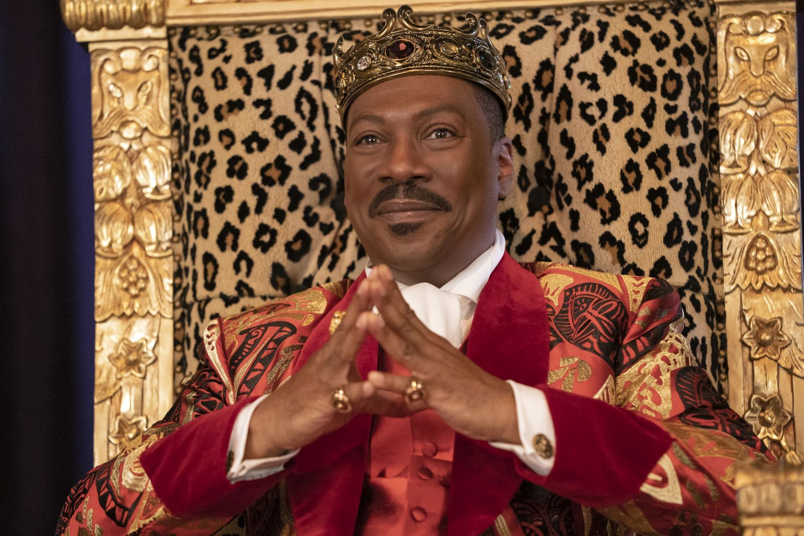 "Eddie Murphy ne ""Il Principe Cerca Figlio"" (Photo Courtesy of Amazon Studios)"