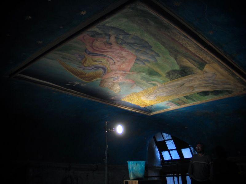 """Sul set di """"Giorni e Nuvole"""" (2007)"""