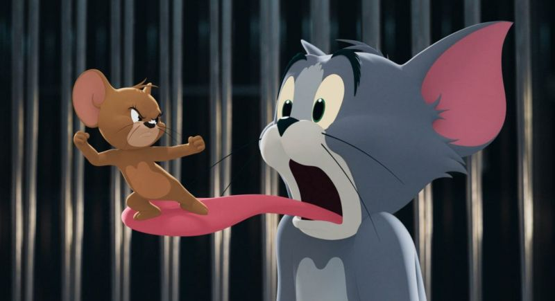 """""""Tom And Jerry"""" © Warner Bros. Entertainment Inc"""