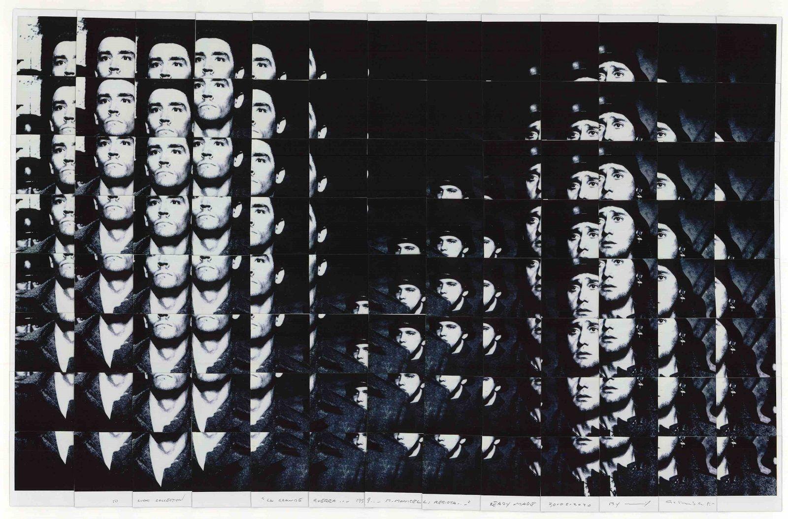 La grande guerra 1959 regia Monicelli © 2020 Maurizio Galimberti