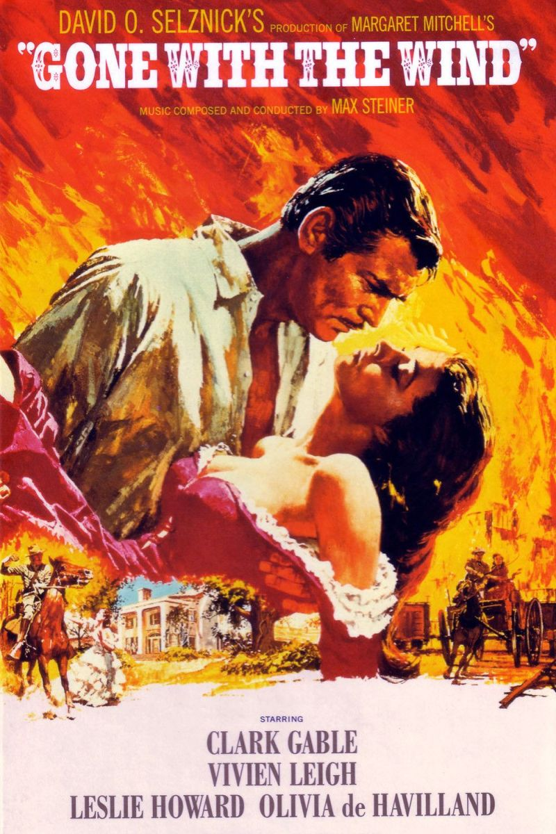 Ep 2 Gone with the Wind Poster