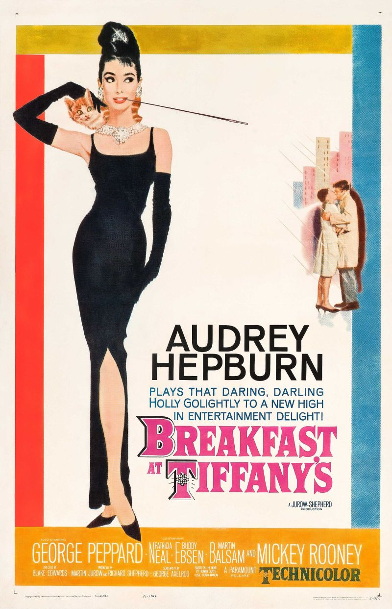 Ep 5 Breakfast at Tiffanys