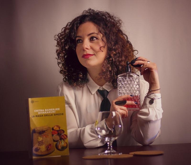 Laura Schirru head bartender del The Duke Cocktail Lounge Bar de La Maddalena photo by Giuseppe Secchi
