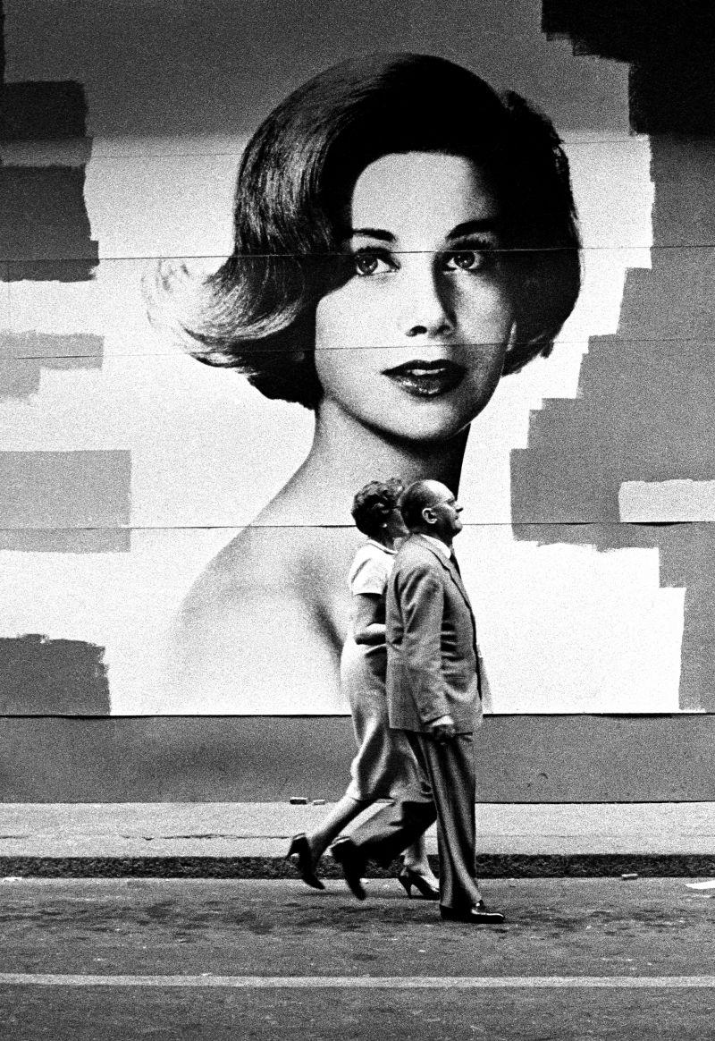 Via Montenapoleone, 1960_©Archivio Fotografico Paolo Di Paolo