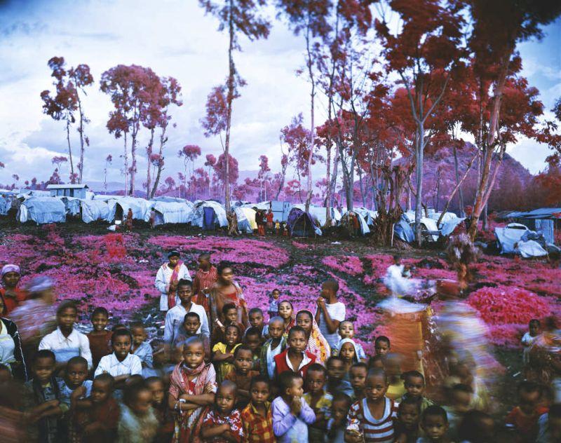 © Richard Mosse Lost Fun Zone, eastern Democratic Republic of Congo, 2012 * Courtesy of the artist and carlier | gebauer, Berlin/Madrid