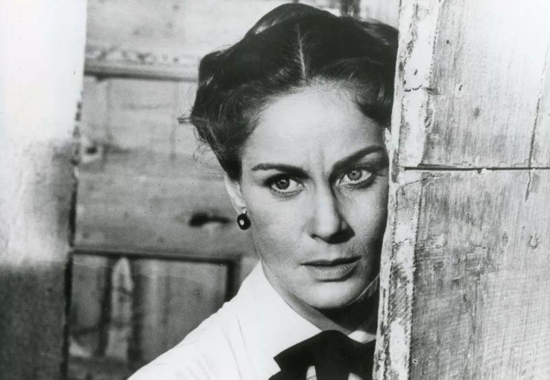 """Alida Valli in """"Senso"""" di Luchino Visconti (1954)"""