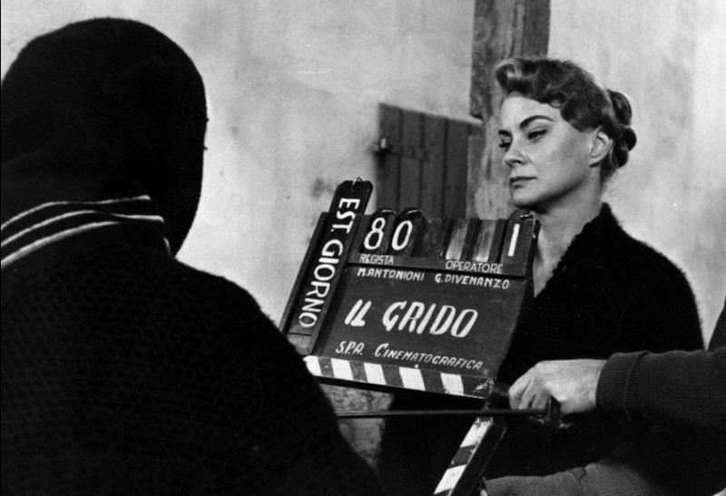 """Alida Valli ne """"Il Grido"""" di Michelangelo Antonioni (1957)"""