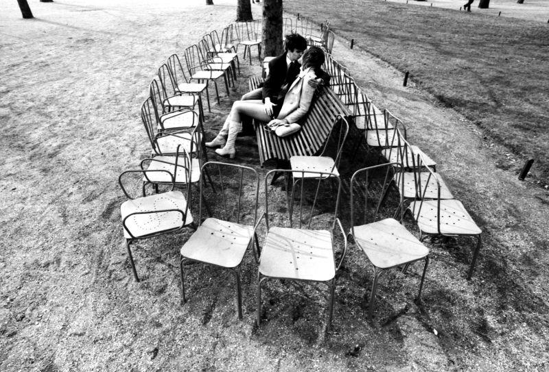 MARIO DE BIASI - Parigi, 1970
