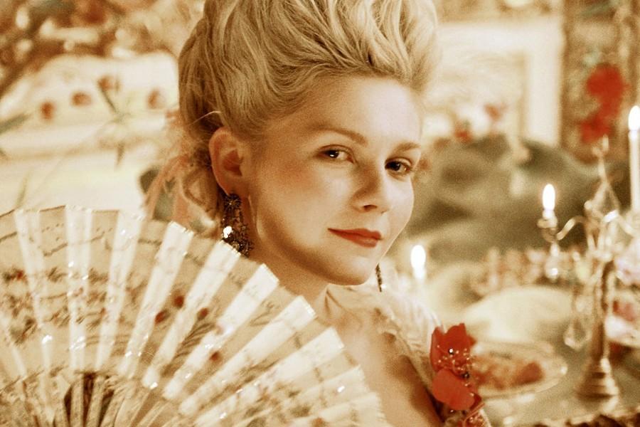 """Kirsten Dunst in """"Marie Antoinette"""""""