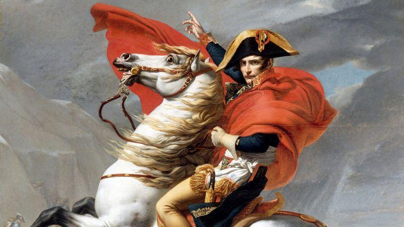 Napoleon - Metternich © Getty Images/GraficaArtis Foto: ZDF