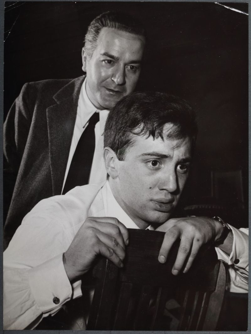 """The e Simpatia"" (1955)"