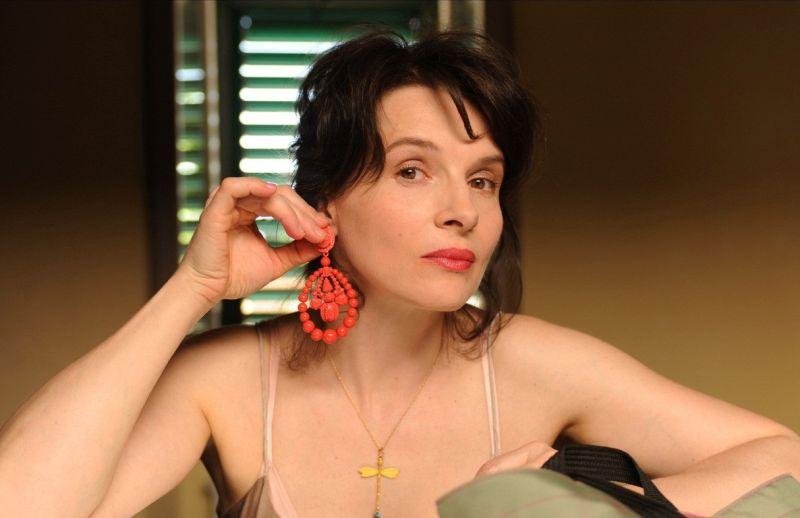 """Juliette Binoche in """"Copia Conforme"""" (2010)"""