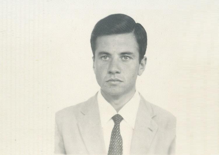 Achille Bonito Oliva, fine anni Cinquanta