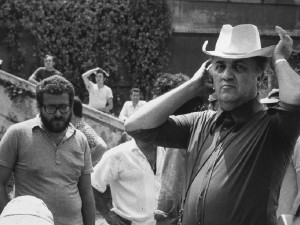 Agenzia Dufoto, Fellini regista, anni '70