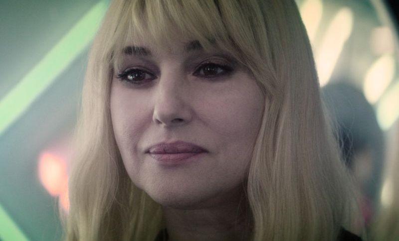 """Monica Bellucci in """"L'Uomo Che Vendette La Sua Pelle"""""""