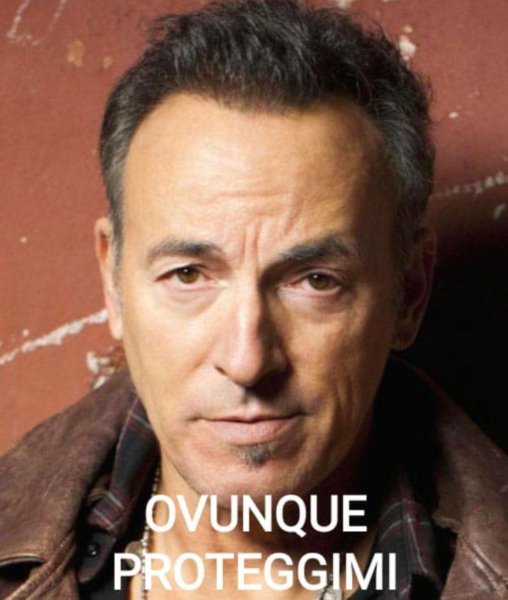 Bruce Springsteen, divinità e guida spirituale del regista del film